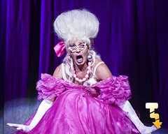 Tasha Kohl (Tony Lowe Photo) Tags: show pink gay ballet male female night race point drag costume dancers theatre alice kentucky ky stage year performance makeup indiana dancer casino personality tony nightclub queen professional southern illusion final lgbt heels louisville entertainer horseshoe gown mad wonderland pageant performer complex madhatter connection hatter dragrace lowe illusionist rupaul tonylowe entertaineroftheyear nationalentertaineroftheyear