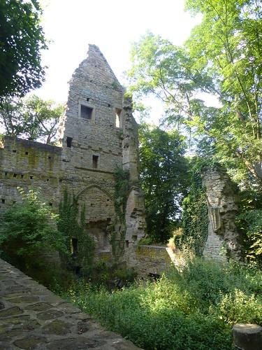 Klosterruine Disibodenberg im Naheland
