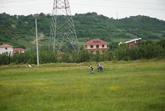 Albanian farmworkers
