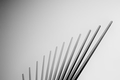 Iro (koeb) Tags: abstract lines statue mainz mayence lebenskraft