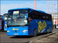 Belle Coaches (BC10 BEL) (Colin H,) Tags: bus mercedes benz holidays go just mercedesbenz belle harlow bel essex coaches merc tourismo 2015 ibp bc10 ipswichbuspage colinhumphrey bc10bel