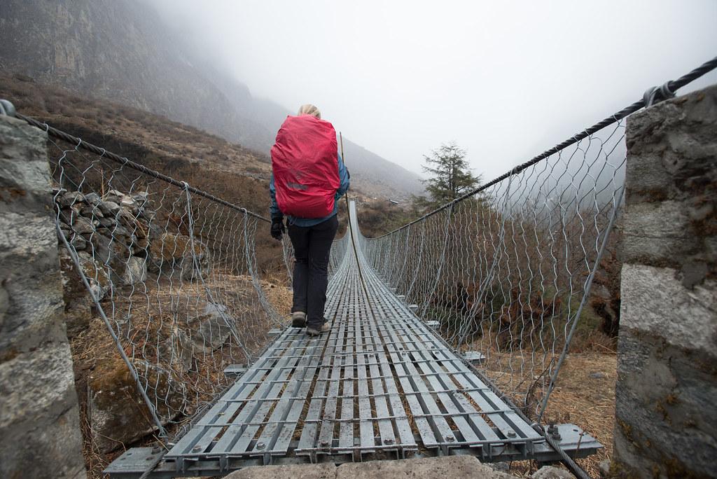 Claire bridging the gap