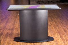 Ideum Pro Lab Multitouch Table (ideum) Tags: pro prolab ideum touchtable multitouchtable projectedcapacitivetouch ultimatetouchtable