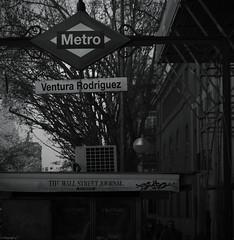 Ventura Rodriguez (Jostography) Tags: madrid city blanco canon eos calle y jose negro ciudad 18 55 ventura rodriguez diez 100d jostography