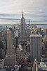 Empire State Building, New York (andyrousephotography) Tags: city nyc newyork architecture buildings landscape cityscape empirestatebuilding empirestate rockefeller bigapple topoftherock skyscaper gebuilding totr