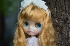 (guilherme purin) Tags: moon doll skin radiance cutie blonde translucent blythe dolly takara exclusive moonie translucid junie rbl
