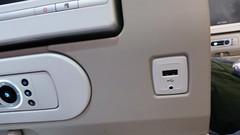 In-flight USB-lader