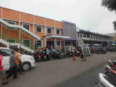 jalan dewi sartika Bogor