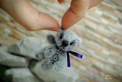dorian (Zhanna Zolotina) Tags: bear miniature teddy handmade ooak dollhouse altair toyzz