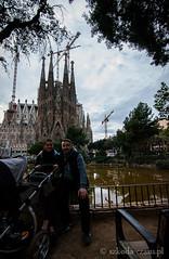 Barcelona Gaudi-61 (szkodaczasu) Tags: barcelona park familia casa spain mila gaudi guell sagrada szkodaczasupl