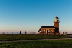 Santa Cruz Trip - Jan 2015 - 44 (www.bazpics.com) Tags: ocean california santa ca morning usa santacruz sun lighthouse america sunrise point dawn coast shark early unitedstates pacific cove pigeon cruz surfers coastline fin barryoneilphotography