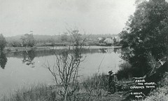 Clarence Town, N.S.W., Williams River (maitland.city library) Tags: river town williams harry wharf newsouthwales kelly clarence boyle maitland