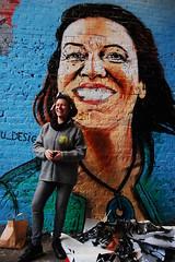 Femme Fierce Reloaded International Womens Day (r3cycl3r) Tags: street london art st festival women child finger marriage tunnel give waterloo leake se1 150artists femmefierce becauseiamagirl