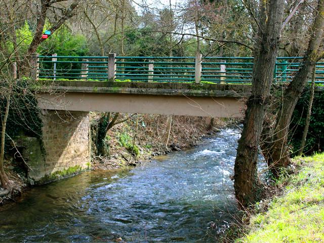 Le pont de la Rouquette