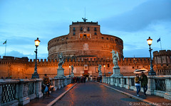 Castillo de Sant'Angelo (jmalfarock) Tags: italy rome roma castle nikon europa europe italia castillo hdr d5100