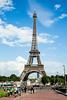 Paris au mois d'août 2014 (saigneurdeguerre) Tags: 3 paris france tower canon europa europe tour mark iii frança eiffel ponte 5d frankrijk francia parijs aponte antonioponte ponteantonio saigneurdeguerre
