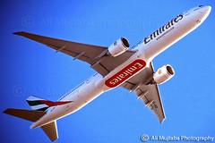 Emirates B777-300ER (ali_2128) Tags: travel pakistan canon airplane photography dubai aircraft aviation transport powershot ali emirates transportation ek boeing traveling pilot hs dxb islamabad sx planepics picoftheday planespotting emiratesairlines b777 777300 tripleseven planespotters 777300er avgeek 77w b777300 aviationphotography sx40 b777300er b77w ali2128gmailcom