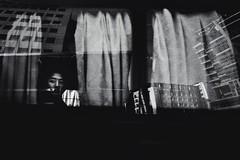 ((Jt)) Tags: blackandwhite bus window monochrome asia streetphotography korea seoul ricoh compactcamera grd3 jtinseoul