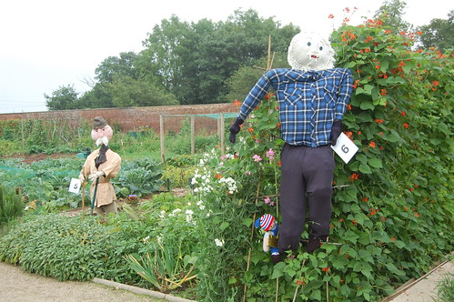 Allotment Scarecrow