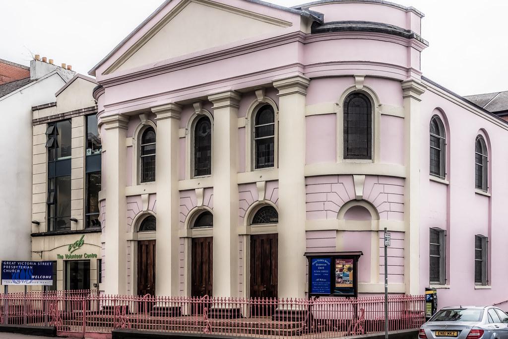 Great Victoria Street Presbyterian Church [Originally Sandy Row Presbyterian Church] REF-102870