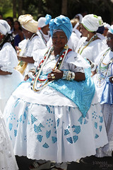 Pra saudar a Mãe d'Água. Odoyá, Yemanjá (✿ Vanvan ✿) Tags: brazil brasil bahia salvador baiana yemanjá candomblé festaspopulares 2defevereiro sincretismoreligioso doisdefevereiro odoyá