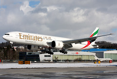 A6-ECW (GH@BHD) Tags: aircraft aviation uae emirates ek boeing 777 zurichairport airliner emiratesairlines b777 a6ecw