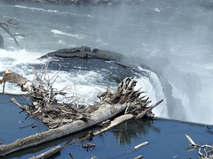 2016-05-05 Willamette Falls (Mary Wardell) Tags: blue water oregon waterfall log power willametteriver oregoncity willamettefalls