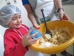 Biscoitos Taturana- Integral (Mai/16) (Colgio Santo Ivo) Tags: culinria perodointegral