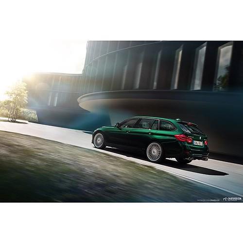 BMW ALPINA B3 BiTurbo LCI @alpinaautomobiles...