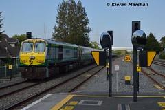 220 passes Hazelhatch and Celbridge, 16/5/16 (hurricanemk1c) Tags: irish train gm rail railway trains hatch railways irishrail 201 220 generalmotors 2016 emd iarnrd ireann iarnrdireann 1420corkheuston hazelhatchandcelbridge