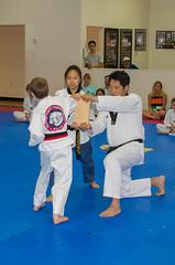 2016 Black Belt Test__DSC5100_51 (allen_cart) Tags: test white black belt tiger taekwondo whitetiger blackbelttest 2016