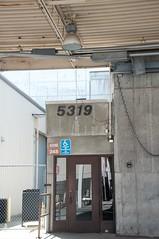 nuclear reactor personnel entrance (Merkwrdiglieben) Tags: nuclear mcclellan sacramento reactor afb alc
