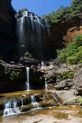 Wentworth Falls (J.P. Lawrence Photography) Tags: australia 2016 new south wales blue mountains travel wentworth falls spring australia2016 bluemountains bluemountainsnationalpark nsw newsouthwales spring2016 wentworthfalls