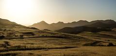 Gold and Blue (JohnLazo19) Tags: california ca sunset sun nature outdoors evening satwiwa 2470mm canon7d
