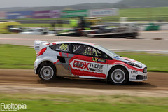 Ford Fiesta VIII 4x4 T16 (68) (Niclas Gronholm) (tbtstt) Tags: world 3 monster championship belgium round jules circuit rallycross 2016 tacheny mettet