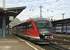 Hungarian Railways (MÁV) Class 426 'Desiro' DMU No. 426 024 at Budapest Keleti terminus on 28 April 2016 (Trains and trams eveywhere) Tags: hungary diesel budapest siemens railways keleti hungarian máv dmu desiro localtransport class426 class6342