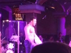 IMG_9205 (danimaniacs) Tags: show shirtless man hot sexy guy theater hunk actor stud devilwearsprada sebastianlacause