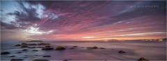 A Lanzada (jojesari) Tags: sunset atardecer galicia puestadesol ocaso pontevedra solpor sanxenxo alanzada playadalanzada arregladas10grande