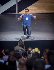 Scenes from Google I/O 2016 (thekenyeung) Tags: sanfrancisco google technology conference alphabet android shorelineampitheatre 2016 venturebeat developerconference googleandroid googleio googledeveloperconference googleconference googlealphabet googleio2016 google2016