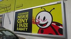 IMG_8801 (szczym) Tags: graffiti adbusting biedronka hajnwka