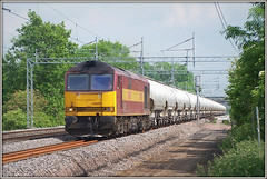 60097, Cathiron, 6H50 (Jason 87030) Tags: camera railroad shot diesel kodak rugby cement tracks picture engine loco 2006 line fave views locomotive tug amateur bizarre freight tanks willesden ews wcml trentvalley warks tunstead cathiron 6h50
