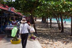 Sihanoukville (justindrew97) Tags: sihanoukville beach sand people cambodia sky sun street