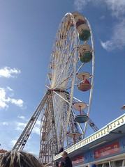 Ferris Wheel Blackpool Pier (Emma Hambridge) Tags: beach wheel pier ferris blackpool