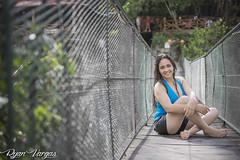 DSC_9578 (rvtec26) Tags: bridge portrait people nature girl puente perspective float floatingbridge seleccionar