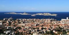 Marsella (salvador cuenca navas) Tags: aire libre paisaje mar azul costa francia marsella isla de iz cielo novela conde monte cristo alejandro dumas
