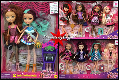 Fashion Girl EAH Clones (XShowtimeSynergyX II) Tags: doll clone mattel knockoff eah everafterhigh