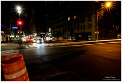 night street New york (Moyse911) Tags: park new york city urban rescue usa newyork building love rock brooklyn jaune square liberty fire amazing fuji state time top manhattan taxi great central grand libert empire flatiron ville unis amricain xe1 amerique tats xt1 dowtone mildeltown
