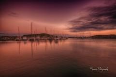 Coffs Harbour Marina1_1309 (Manni750) Tags: ocean sea sky clouds marina boats evening harbour coffs sailingboats