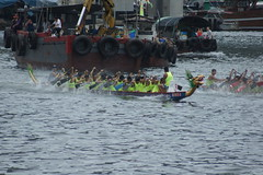 DSC08707 (rickytanghkg) Tags: sports hongkong asia outdoor sony sunny aberdeen dragonboatfestival a550 sonya550