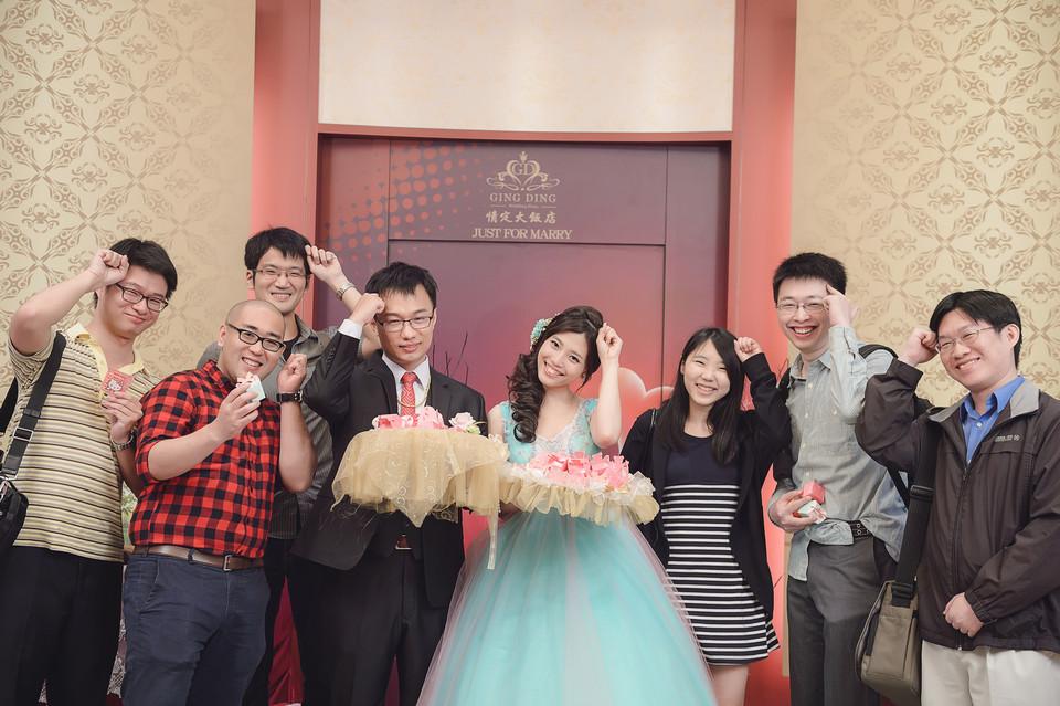 婚禮攝影-台南情定婚宴城堡永康館-90